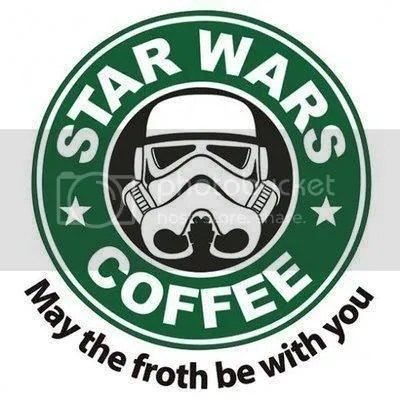 May The Froth Be With You!