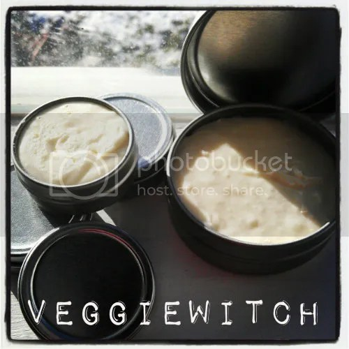 Veggiewitch's Whipped Body Butter Spoiler