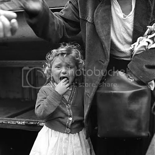 Vivian Maier Crying Child