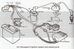 Help with my duraspark II setup  Ford Truck