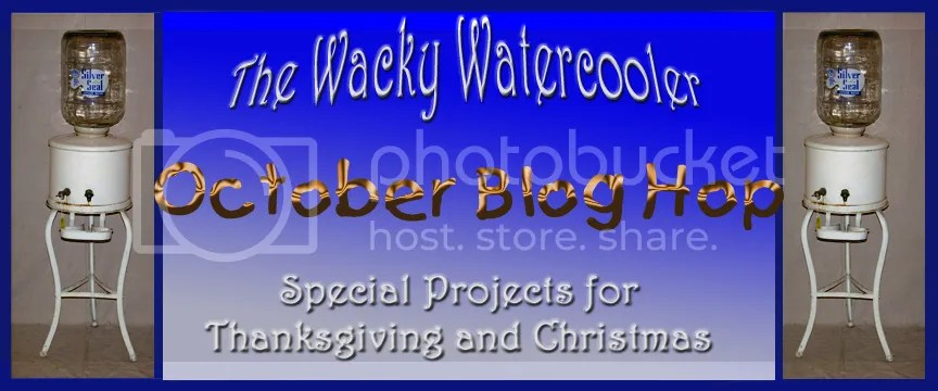 Wacky Watercooler October Blog Hop