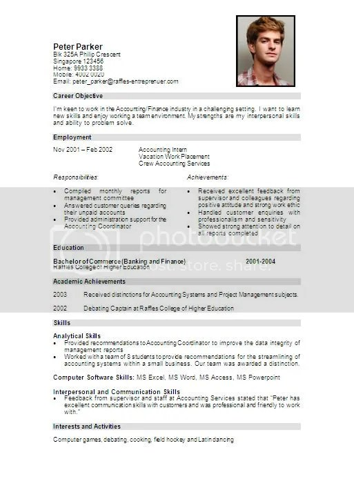 Tips On Making The Best Resume. Breathtaking How To Build A Proper