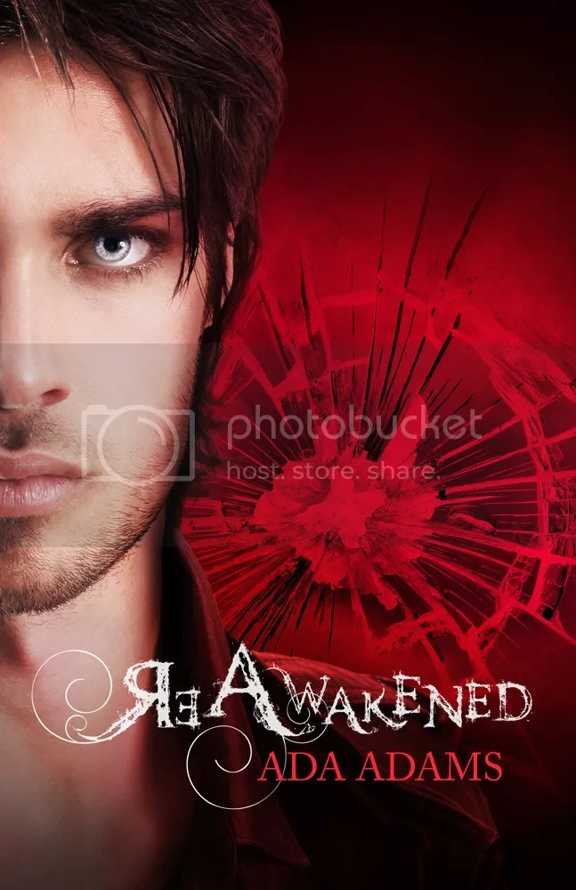 ReAwakened by Ada Adams Cover - Blog Tour