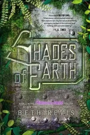 Shades of Earth by Beth Revis Cover - Review