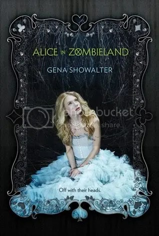 Alice in Zombieland by Gena Showalter Cover - Review