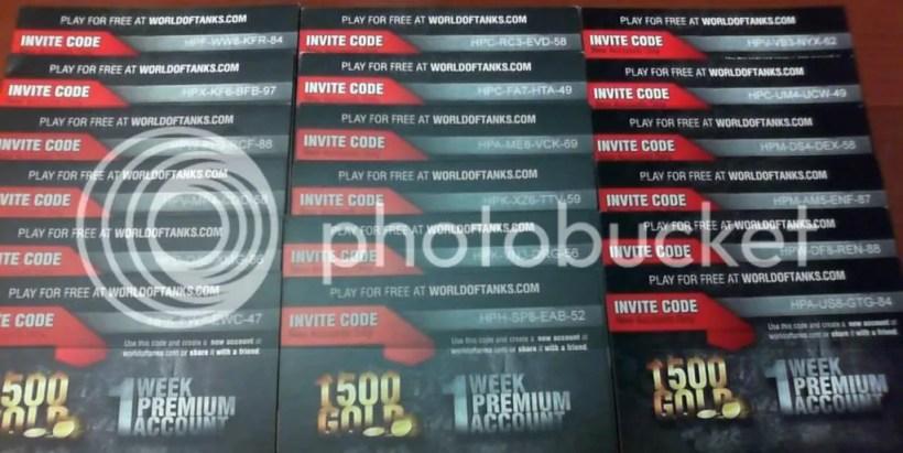Wot Invite Codes Expire 12 1