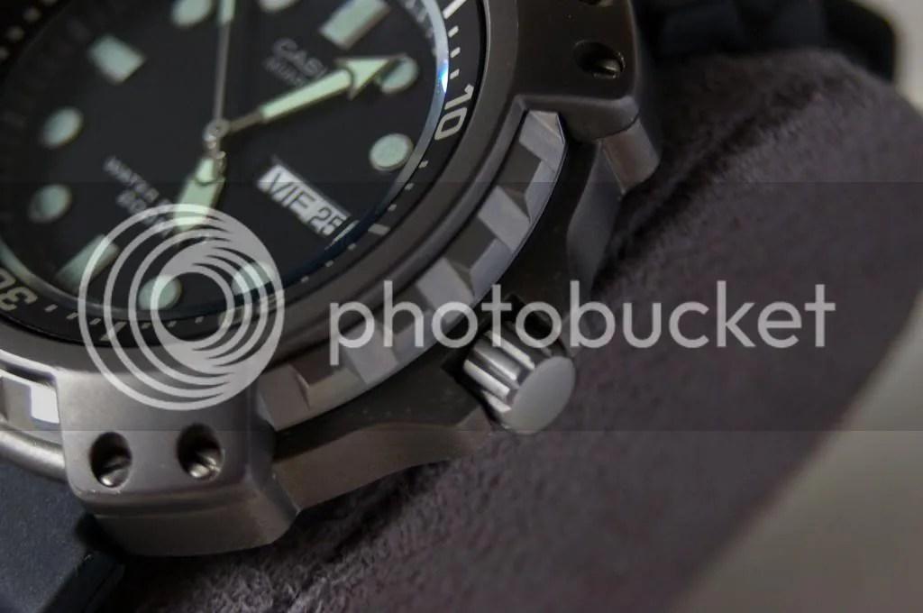 Casio MD703 diver