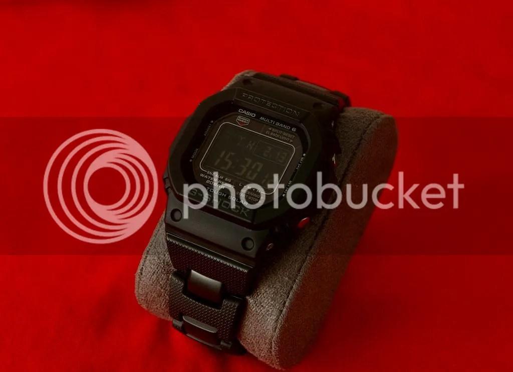 Casio Gshock GWM5600BC