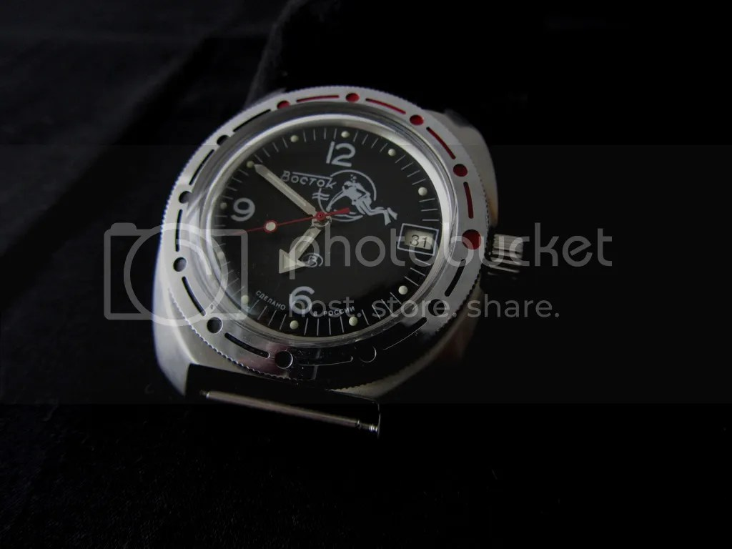 Cepillado de relojes de acero