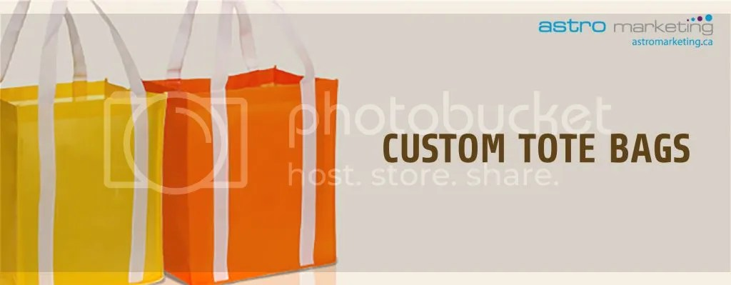custom tote