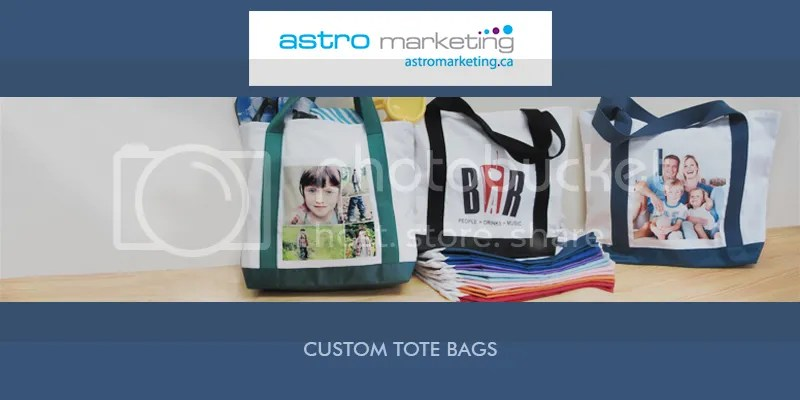 custom business bags