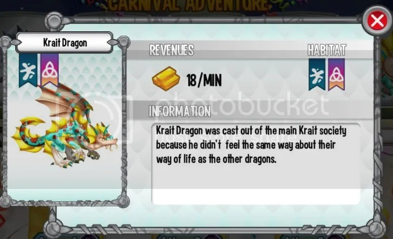 Krait Dragon Carnival Adventure