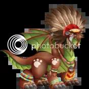 Apache Dragon | Dragon City