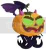 dragon city Evil Pumpkin Dragon