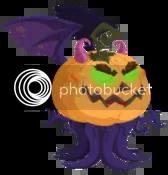 Evil Pumpkin Dragon Information