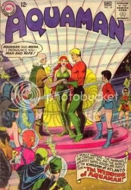Aquaman menikah