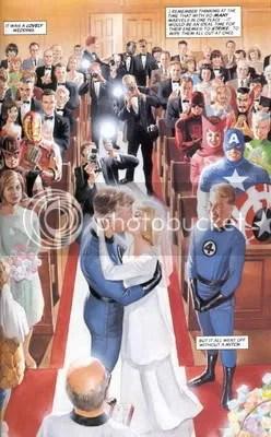 Fantastic Four menikah