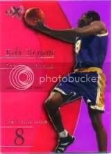 1997-98 E-X Kobe Bryant