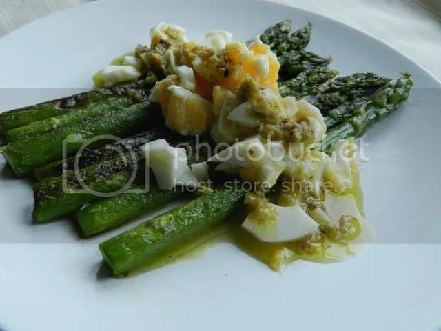 asparagus with egg & green olive dressing photo DSCN0735_zpsecc4b713.jpg