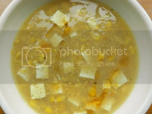 Tofu & sweetcorn soup photo DSCN0856_zpsa5df693d.jpg