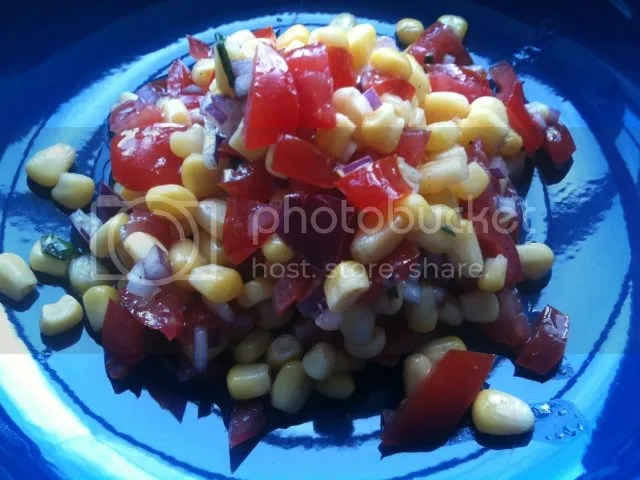 Sweetcorn & tomato salad photo IMG_0393_zps40ec0ab8.jpg