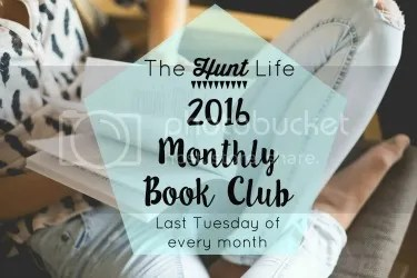 grab button for The Hunt Life Monthly Book Club