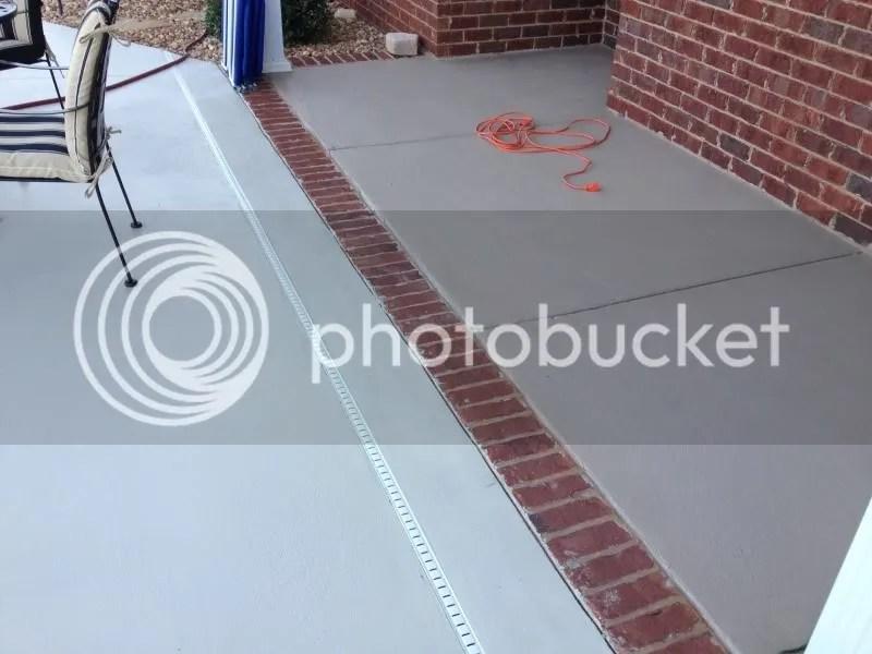 H C Semi Transparent Concrete Stain