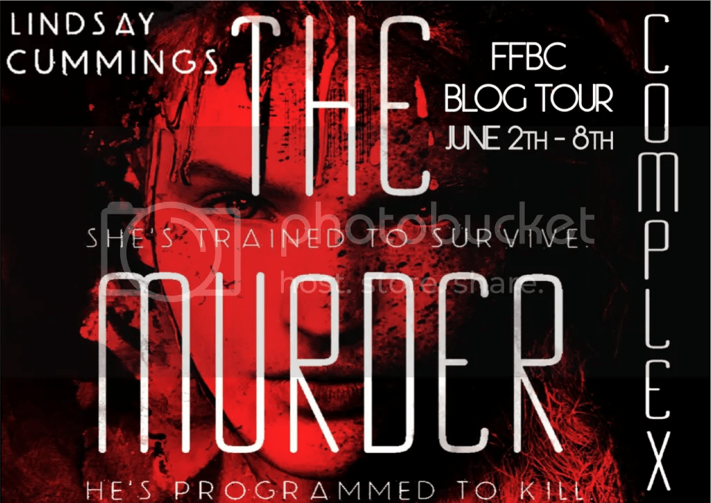Blog Tour: The Murder Complex by Lindsay Cummings