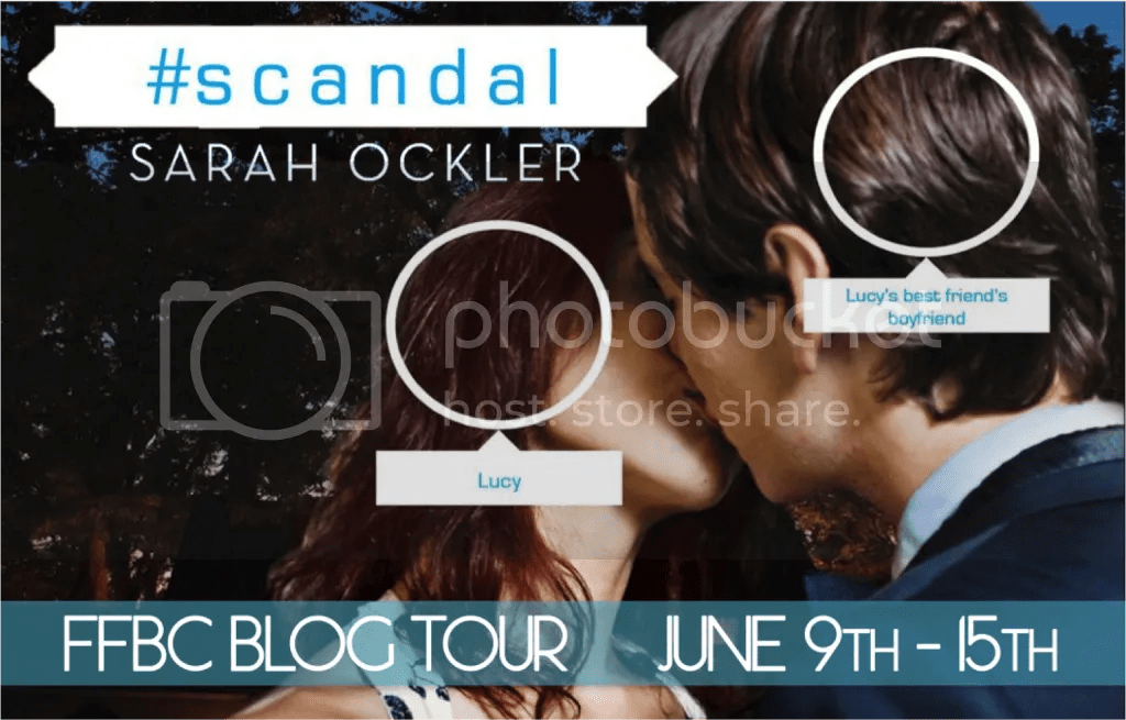 Blog Tour: #Scandal by Sarah Ockler