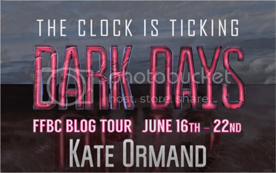 Blog Tour: Dark Days by Kate Ormand
