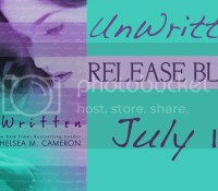 Release Day Blitz: Unwritten by Chelsea M Cameron *Giveaway*