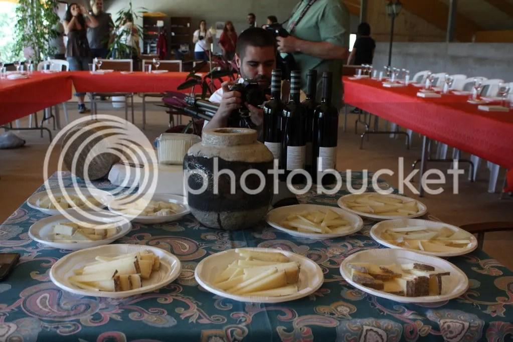 """""""Queso Vino Martúe Alimentos de Miraflores Cata Tapas&Blogs"""""""