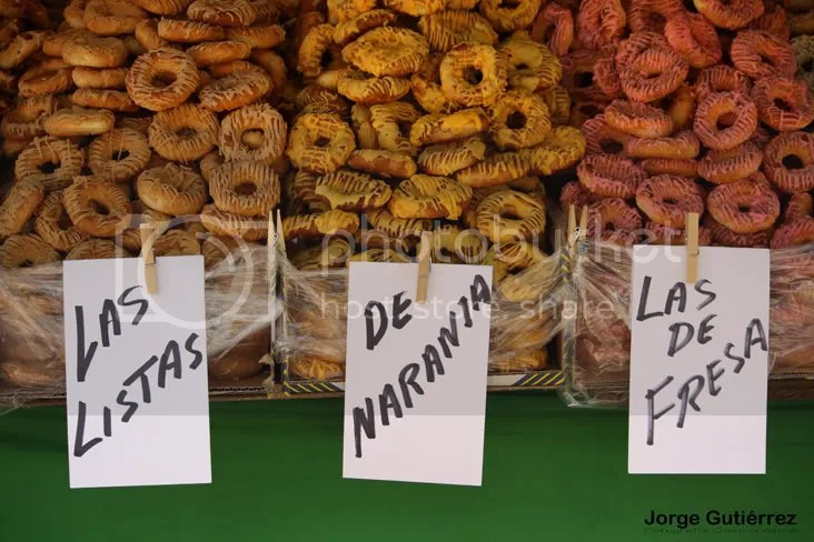 """San Isidro Madrid Rosquillas"""