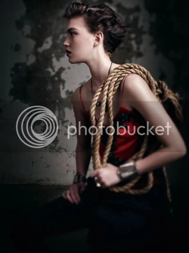 Vogue Korea Sundown Rider Arizone Muse Alexi Lubomirski editorial