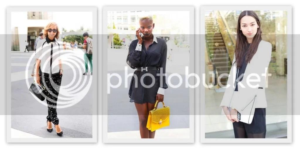 Street Style New York Fashion Week S/S2013