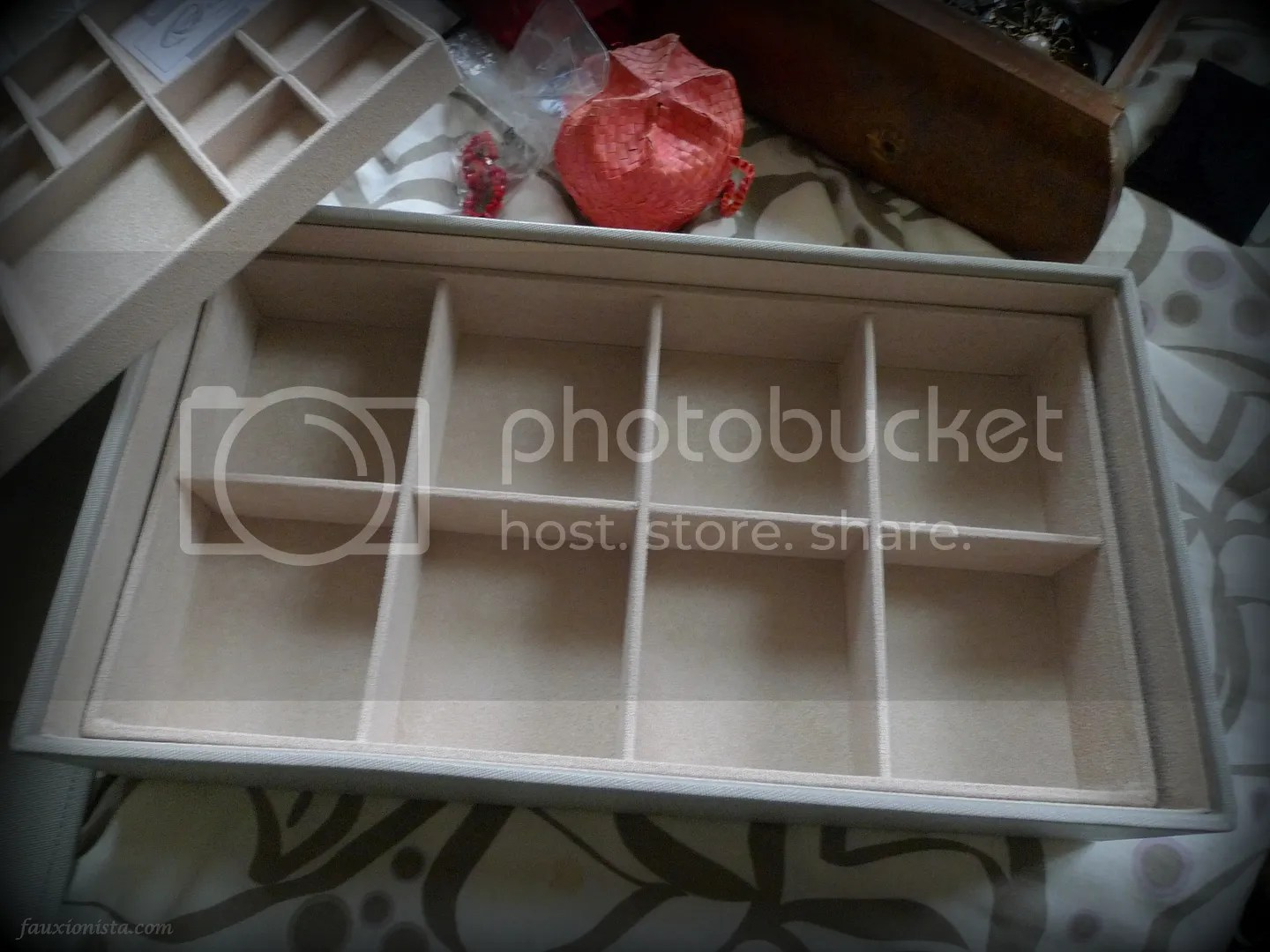 Nordstrom Stackable Jewelry Box