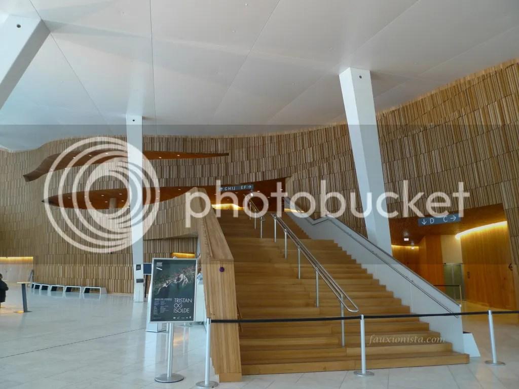 Oslo Operahuset Opera House