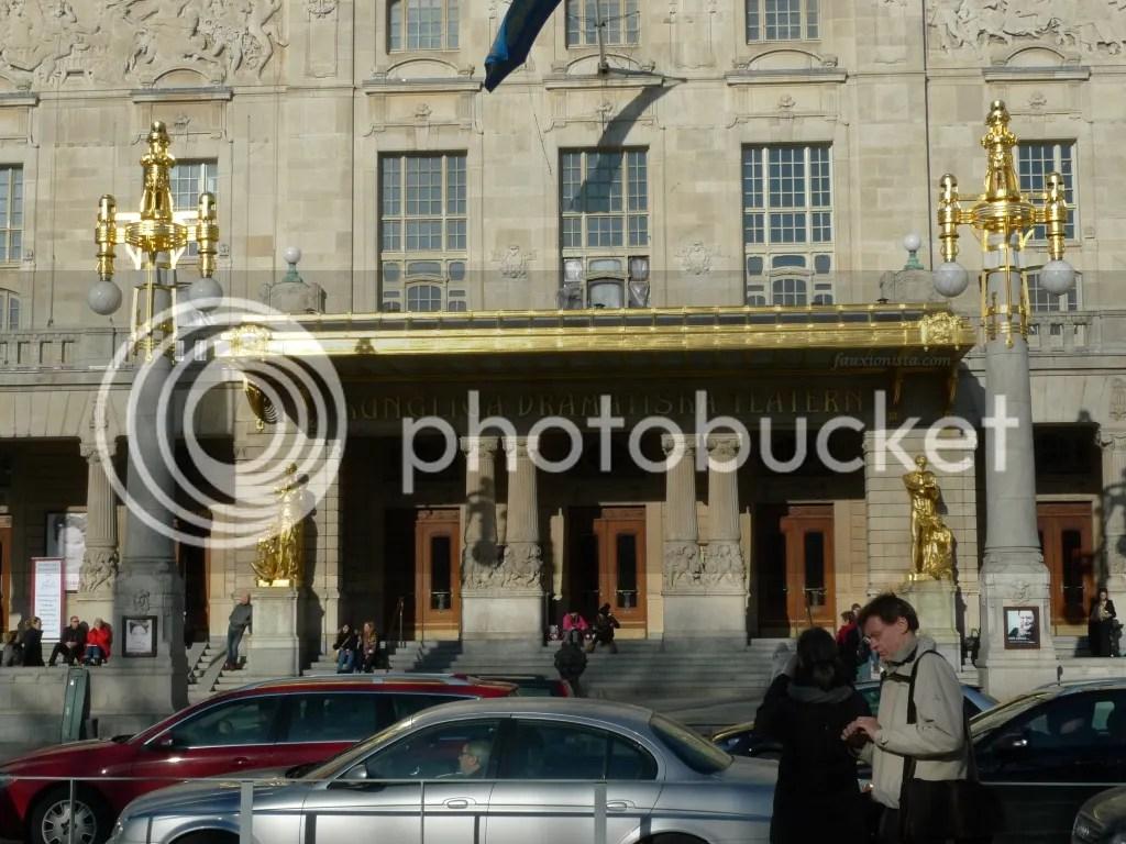 National Theater Stockholm Sweden