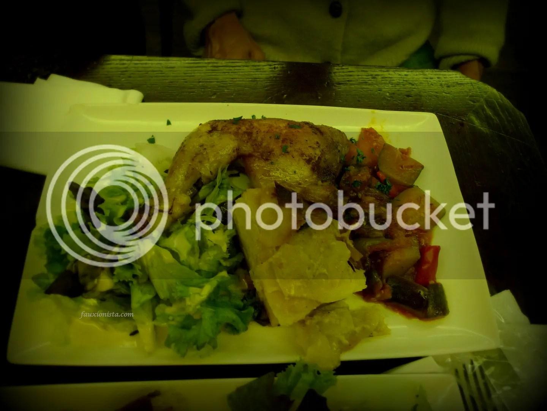 Roast Duck Marais Paris