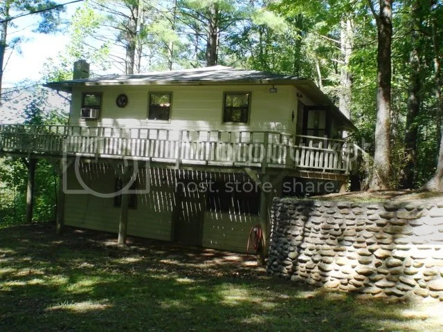 This is what everyone wants an upgraded mountain cabin with wrap-around-deck, 141 Buck Falls Road Highlands, Highlands NC Real Estate