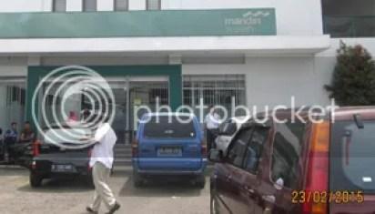 Bank  Syariah Mandiri Cimahi,  Di Duga Korupsi KUR