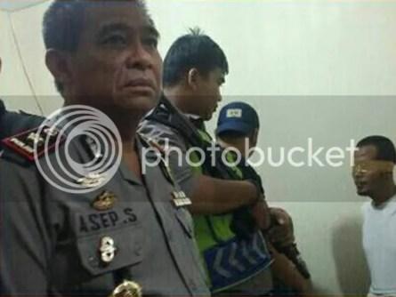 Pria asal Kab Bandung Ancam Ledakan Polsek Malangbong