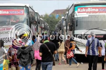 PBNU Lepas 40 Bus Untuk Mudik ke Jawa dan Sumatera
