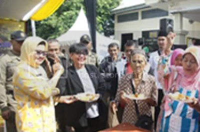 Plt. Bupati Subang Hadiri Tabligh Akbar Milangkala Ciater Ke-9