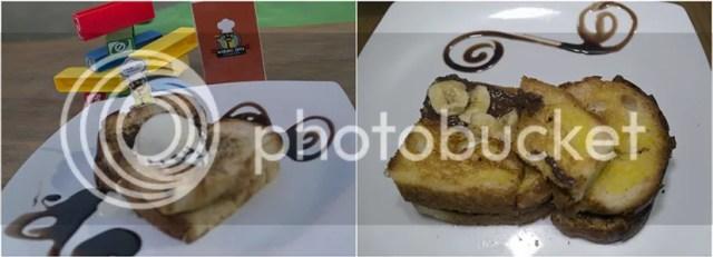 Roti Panggang Warung Oppa