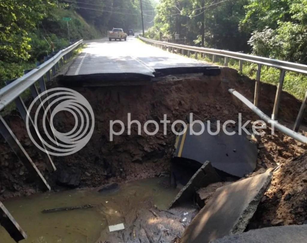 Image result for images of the june 2016 flood in clendenin wv