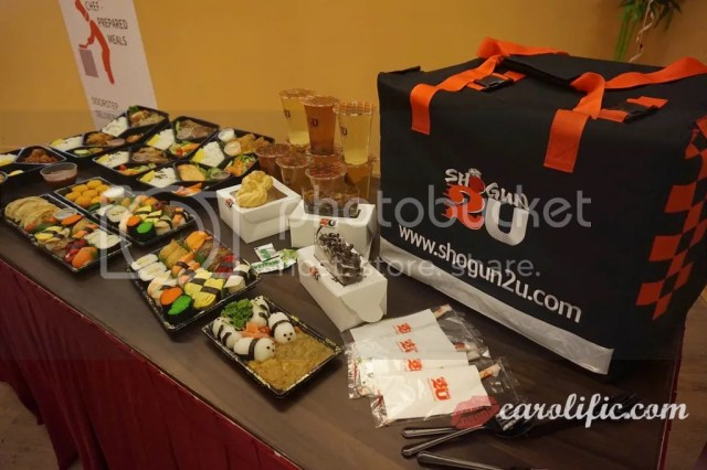 Shogun, Shogun2U, Food Delivery, Kuala Lumpur, Food Delivery KL, Japanese Food, Chinese Food, Korean Food, Asian Food, Delivery,