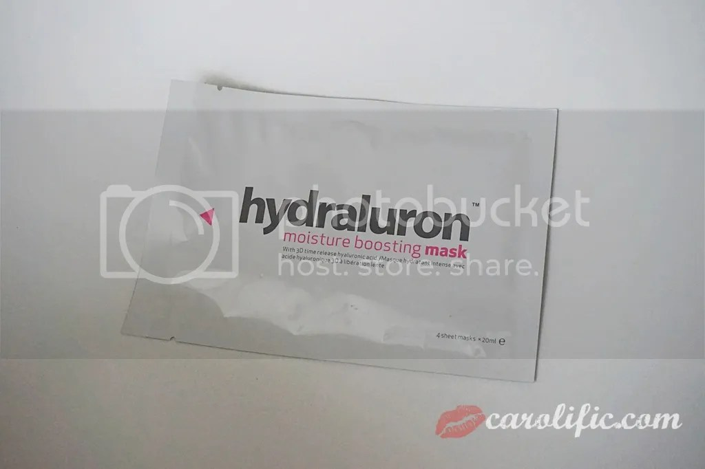Hydraluron, Hyaluronic Acid, Moisturiser, Hydrating, Hyrdration, Beauty, Skin Care, Indeed Labs, Mask, Serum, Gel, Hydraluron Moisture Mask, Hydraluron Moisture Jelly, Hydraluron Serum, Review,