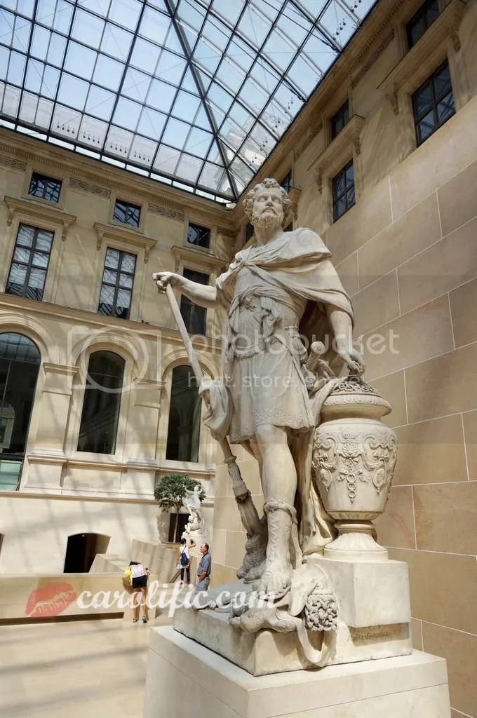 Paris, Travel, Europe, The Louvre, Museums, Budget Travel, Visiting The Louvre, What to See, Diplomat's Wife, History, Annibal, Sebastien Slodtz, Hannibal