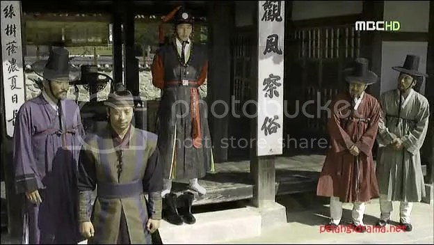Sinopsis Arang and the Magistrate Episode 17